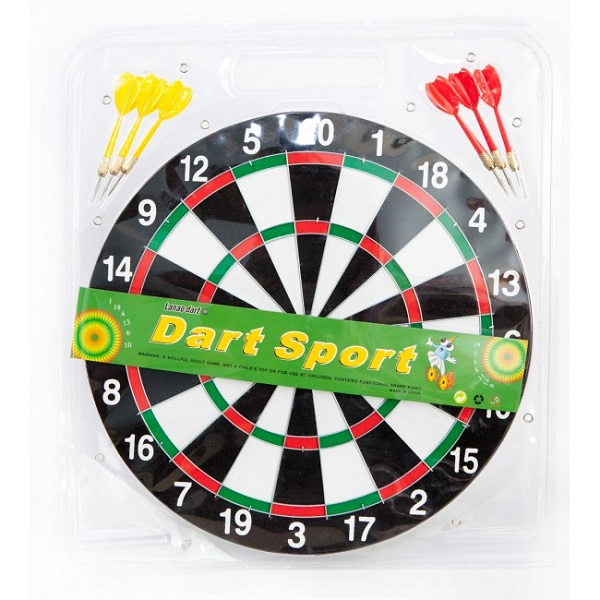 Dart SPORT (6 sageti)