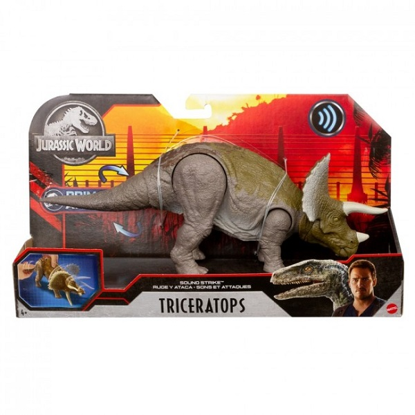 "Dinosaur cu efecte muzicale din filmul ""Jurassic World"" (as.)"