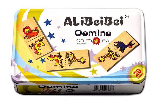 Domino pentru copii (animale)