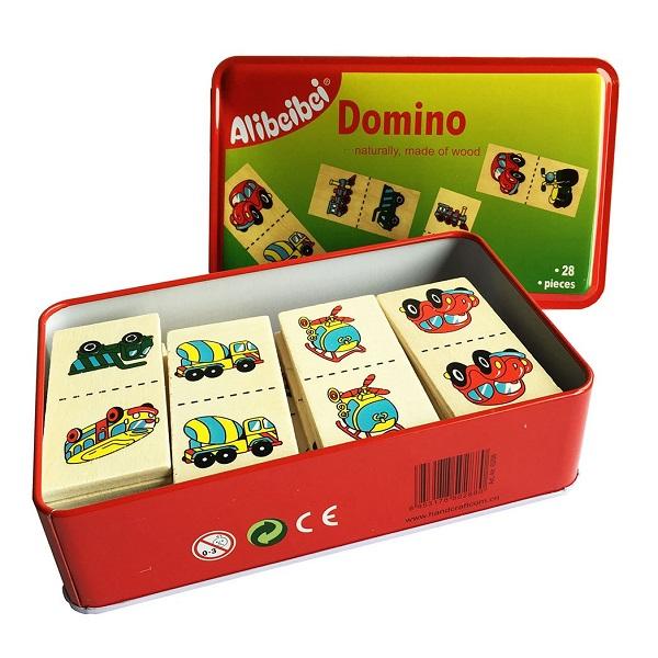 Domino pentru copii (masini)
