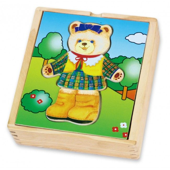 Dressing Up Box - Girl Bear