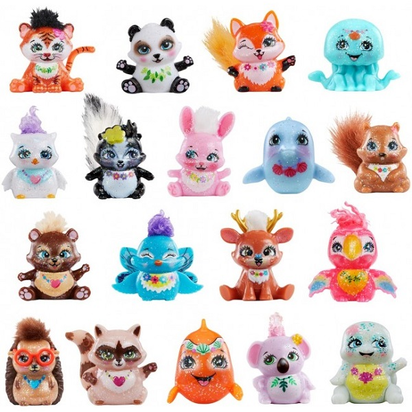 Figurine Enchantimals Prieteni-animalute