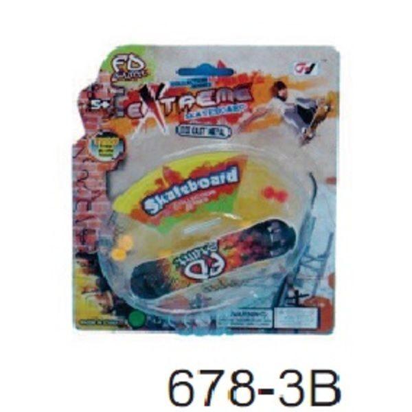 Finger skateboard 678-3B