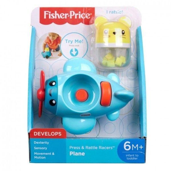 Fisher-Price Animalute in masini (as).