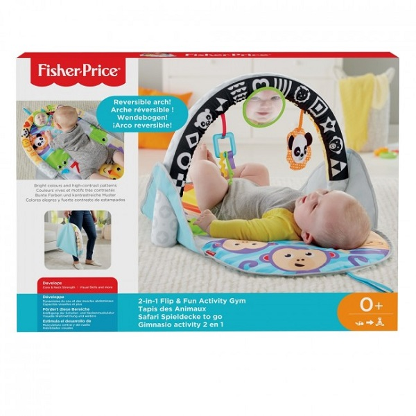 Fisher-Price Centru de Joc Prietenii din Jungla