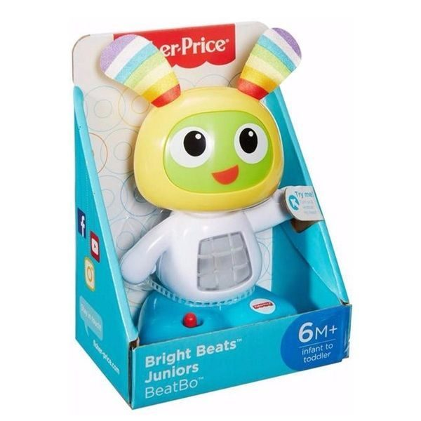 Fisher-Price Mini-Robotelul BiBo (as). (rus)