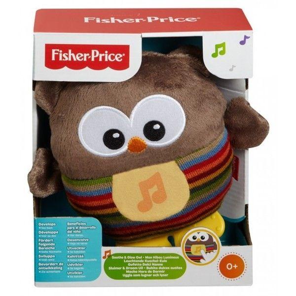 "Fisher-Price Proiector Muzical ""Bufnita Vesela"""