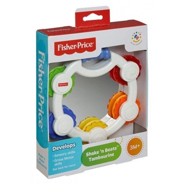 """Fisher-Price Shake'n Beats """"Tambourine"""""""