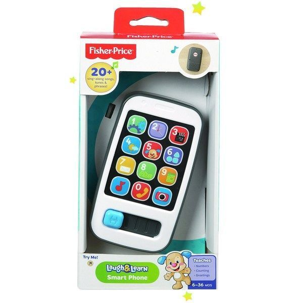 Fisher-Price Smartphone Inteligent (rom).