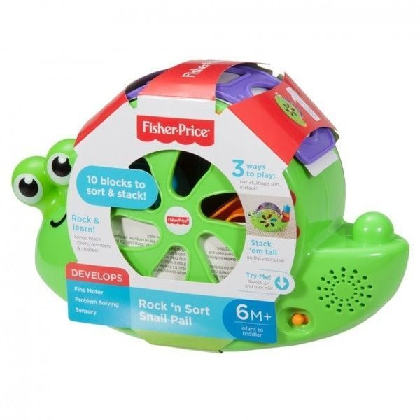 Fisher-Price Sorter Muzical Melc