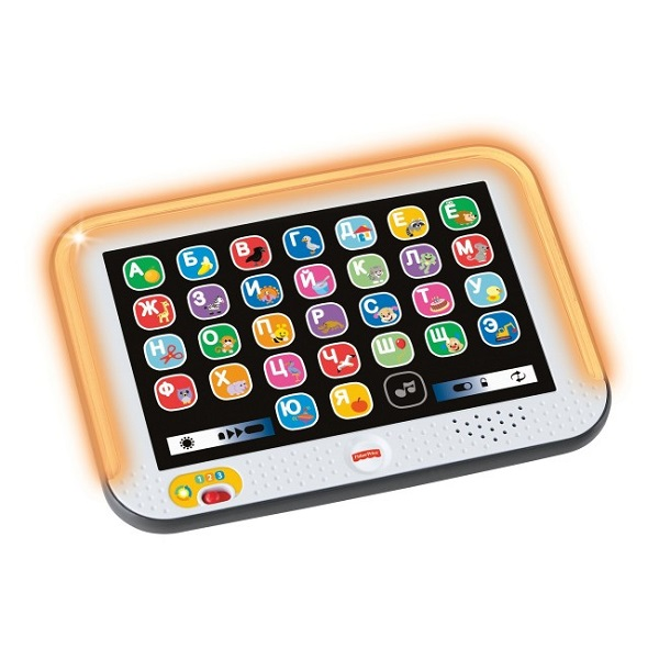 Fisher-Price Tableta cu tehnologia Smart Stages (rus.)