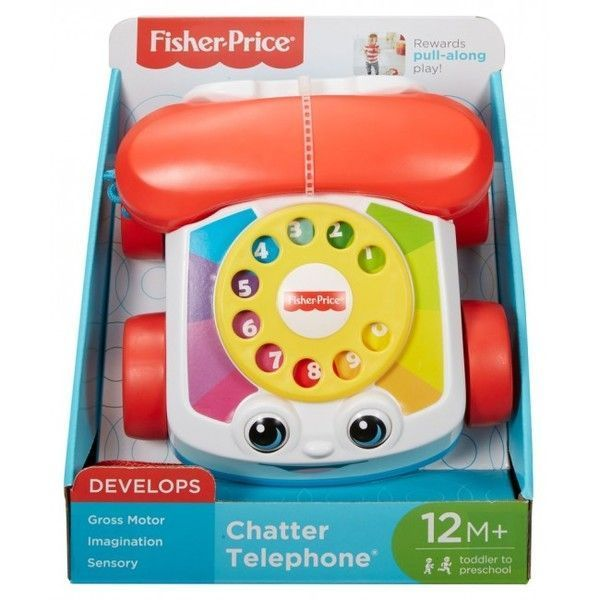 Fisher-Price Telefonul Vesel