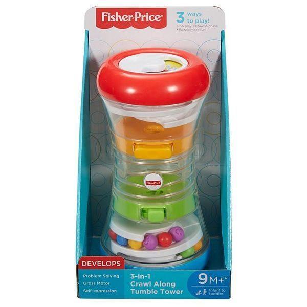 Fisher-Price Turnul Spiral