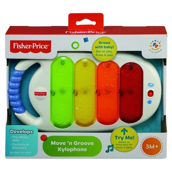 Fisher-Price Xilofonul Colorat