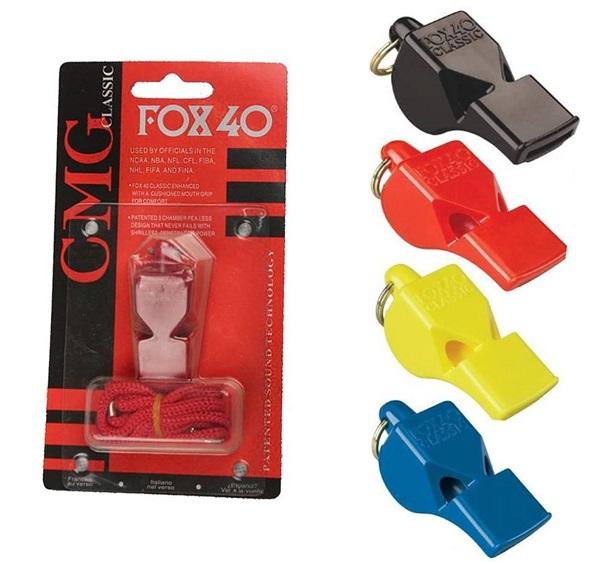 Fluier Fox40