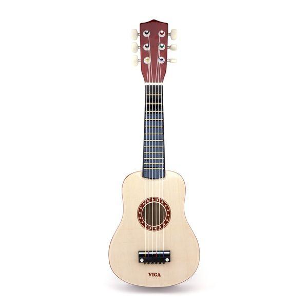 """Guitar 21"""" - Natural"""
