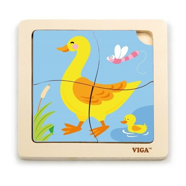 Handy Puzzle -Duck 24pcs/display