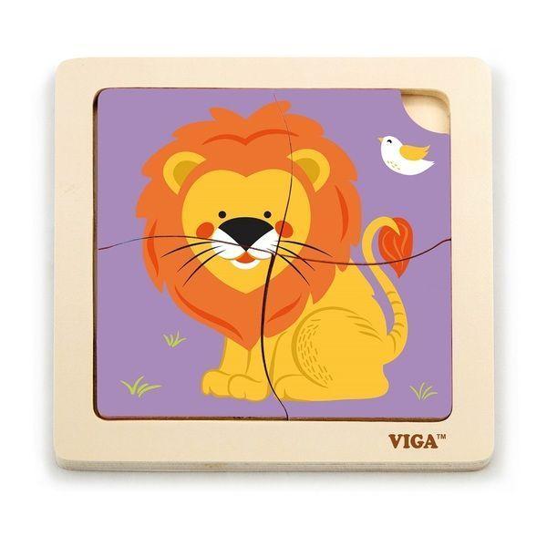 Handy Puzzle -Lion 24pcs/display