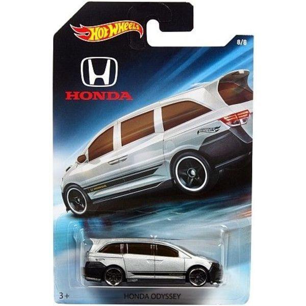 Hot Wheels Автомобиль HONDA в аcс.