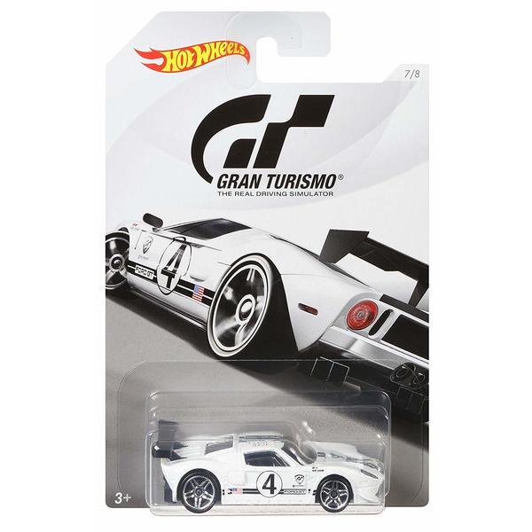 Hot Wheels машинка Gran Turismo в ас. (8 моделей)