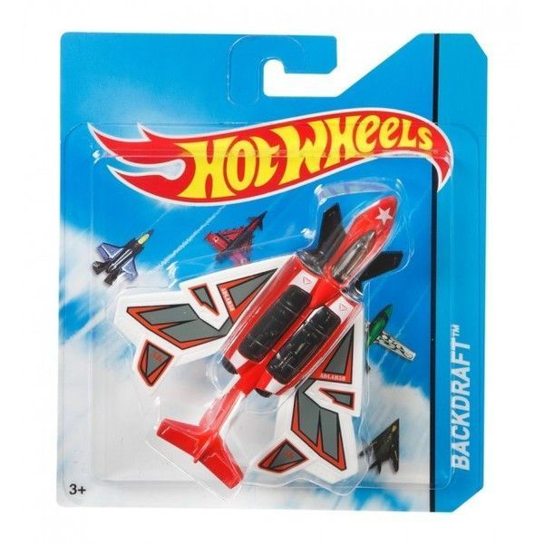 Hot Wheels Avionul de baza (as).