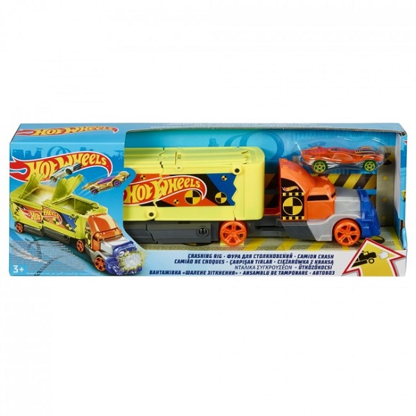 "Hot Wheels Camion ""Crazy Clash"""