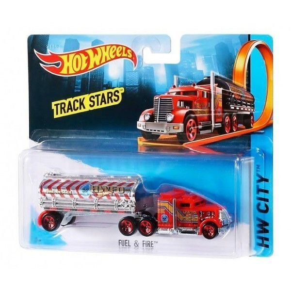 Hot Wheels Camion-Trailer (as).