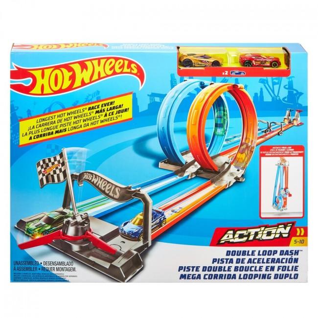 "Hot Wheels ""Double Loop Dash"""