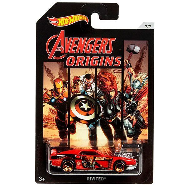 "Hot Wheels Masina ""Avengers"" as.(8)"