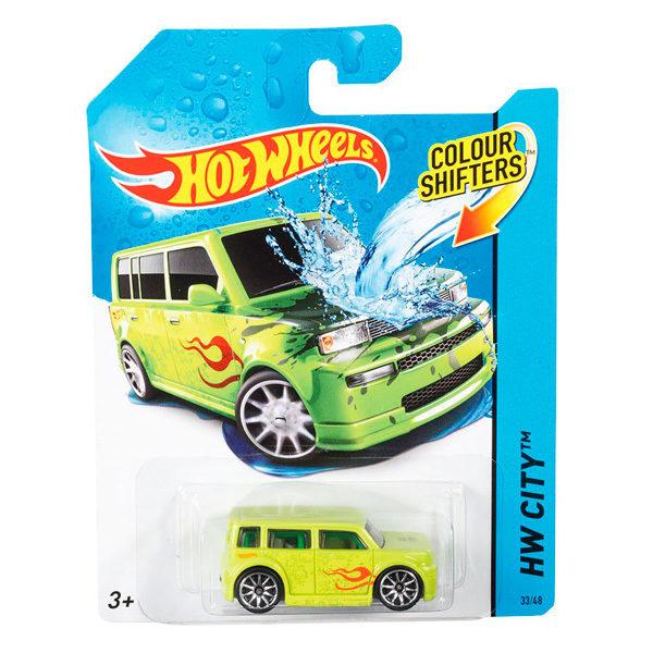 Hot Wheels Masina Color Shifters (as).
