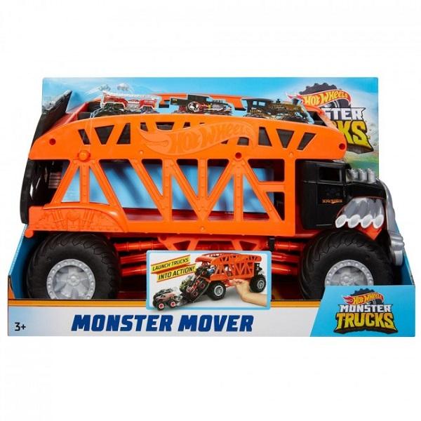 Hot Wheels Monster Mover Bone Shaker