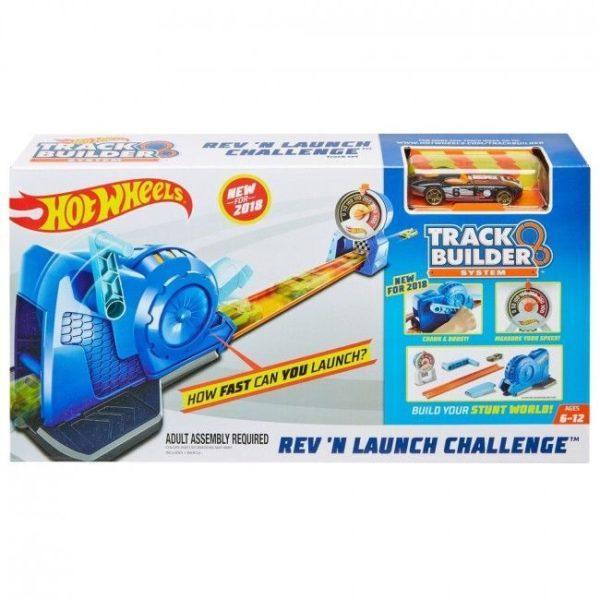 Hot Wheels Rev'n Launch Challenge