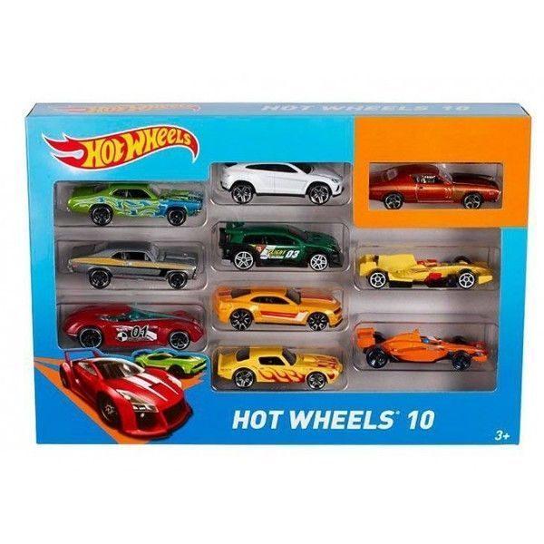 Hot Wheels Set 10 masini de baza (as).