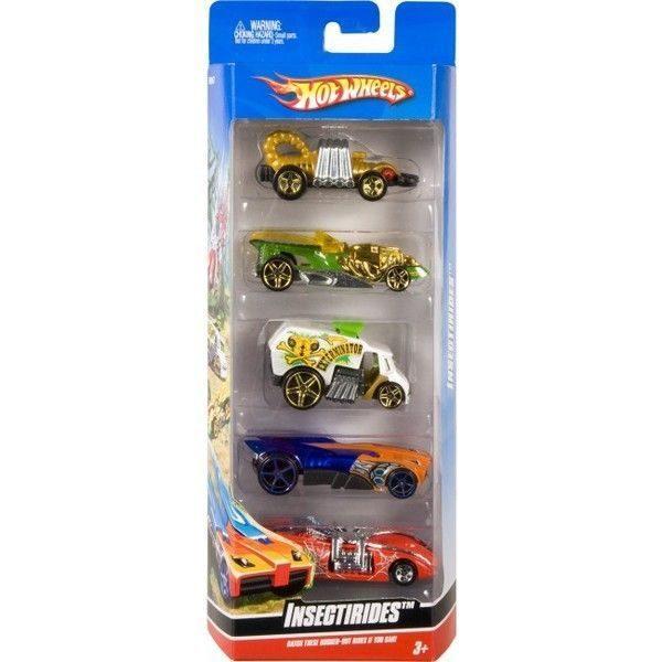 Hot Wheels Set 5 masini de baza (as).