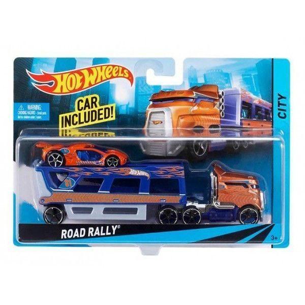 Hot Wheels Super Rig (as).