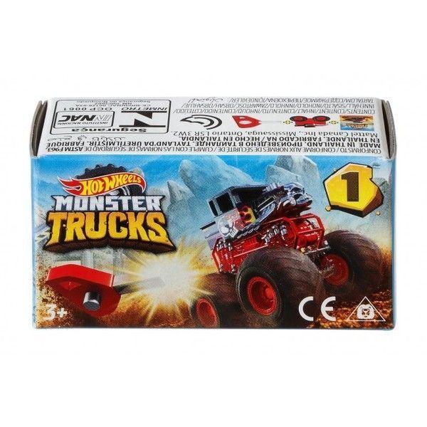 """Hot Wheels """"Monster Trucks"""" (minis) as."""