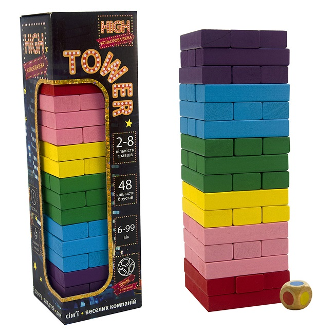Joc HIGH TOWER