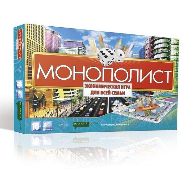 Joc de Masa «Monopolis»