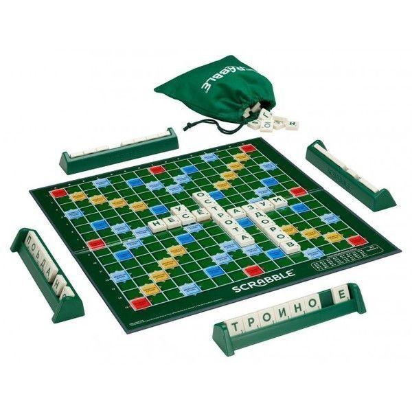 """Joc de Masa """"Scrabble"""" Original (rus)"""