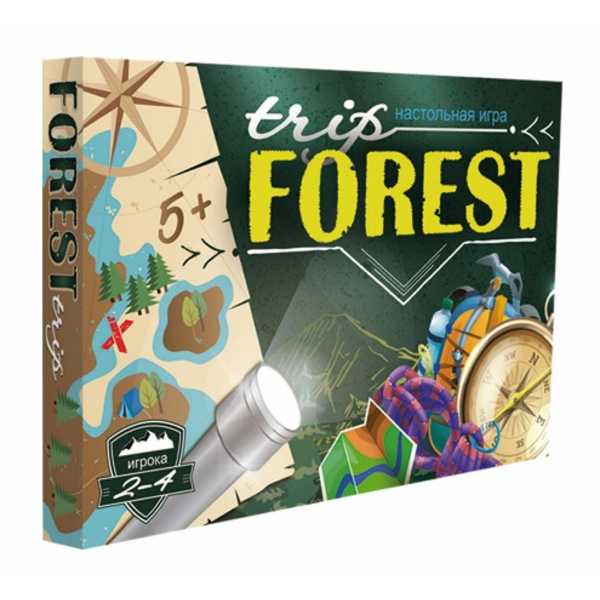 Joc de Masa TRIP FOREST