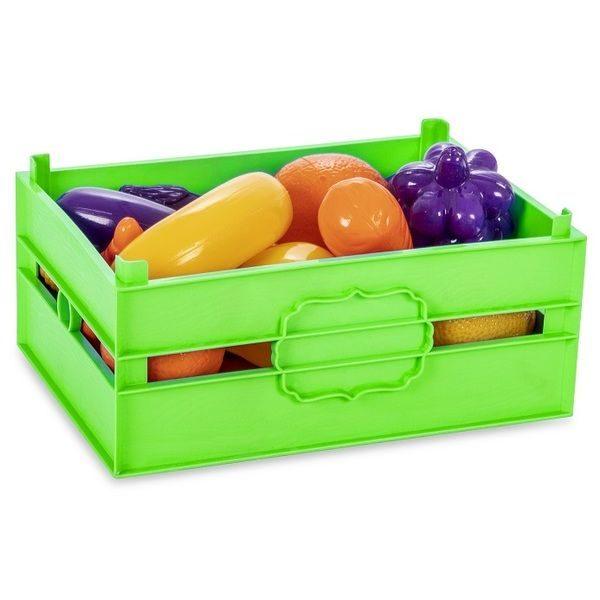 Ladita cu Fructe si Legume