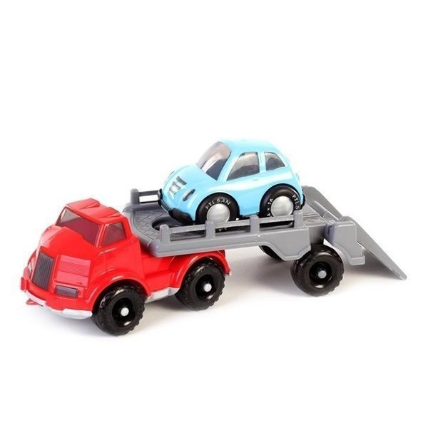 MASTER TRANSPORT TRUCK WITH CAR