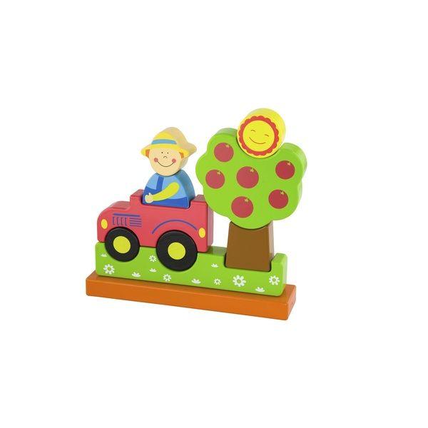 Magentc Block Puzzle - Farm