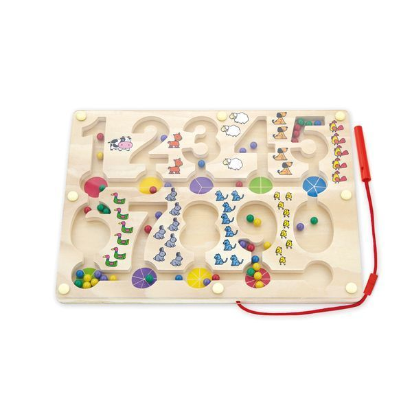 Magnetic Bead Trace