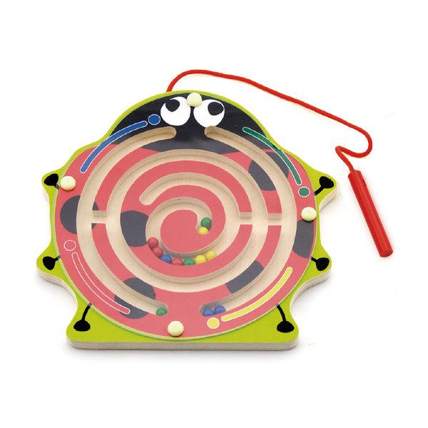 Magnetic Bead Trace - Ladybird