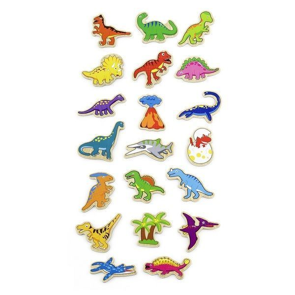 Magnetic Dinosaurs (20pcs)