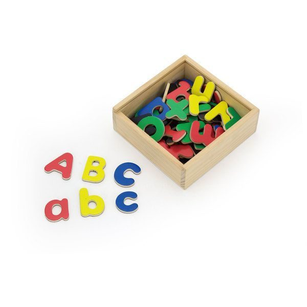 Magnetic Letters (52pcs)