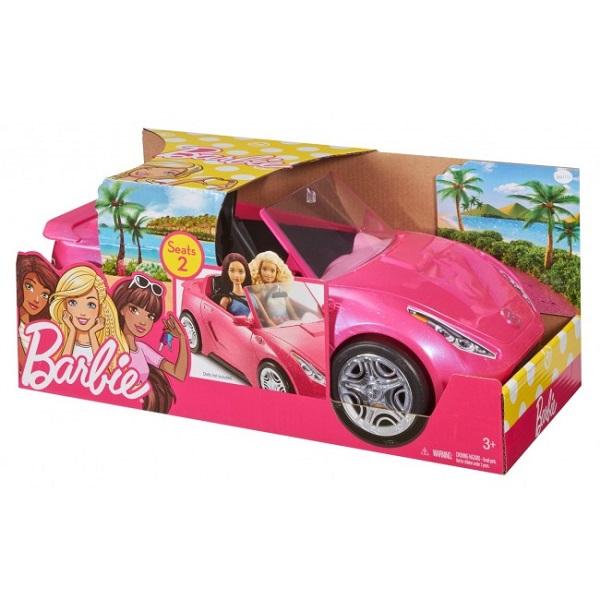 Masina Decapotabila Barbie