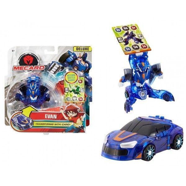 "Masina-Transformer ""Mecard"" (as)."