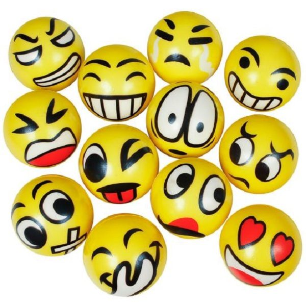 Minge Smile de burete 7 cm.